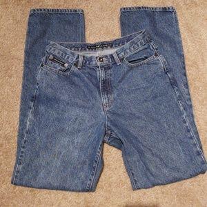Vtg 90s DKNY Mom Jeans sz 8L